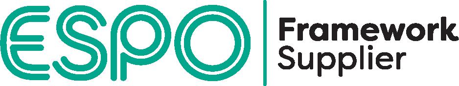 ESPO Framework Supplier Logo - Black