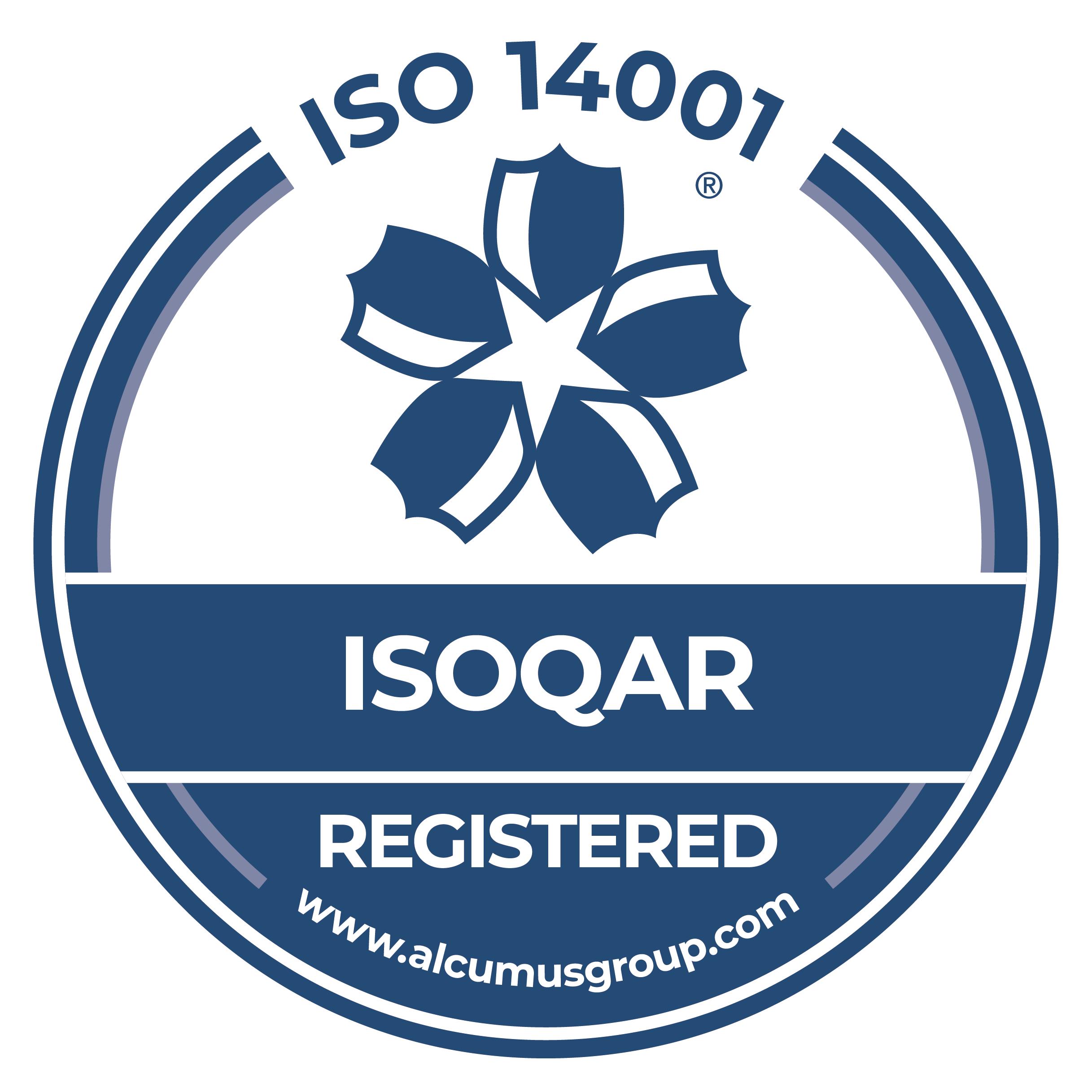 Seal-Colour-Alcumus-ISOQAR-14001